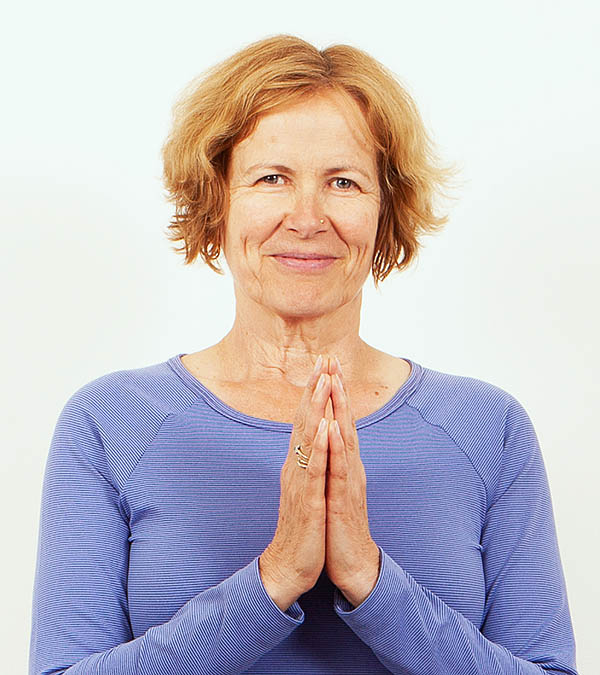 Yoga for Anxiety Course Classes Workshop with Linda Varnam Certified Yoga Therapist Qigong Instructor Chanvar Yoga Newmarket Aurora Keswick Bradford Toronto