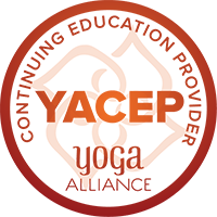 Yoga Alliance Continuing Education Provider - Linda Varnam Chanvar Yoga